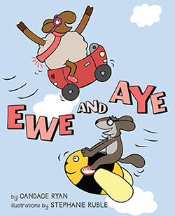 EWE AND AYE cover